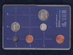 Hollandia 1984 forgalmi sor szett (id40843)