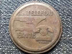 Magyar telefon érme tantusz (id40591)