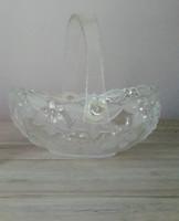 Walther glass üveg kosár