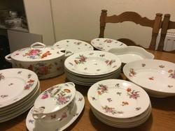 PL Schlackenwert 6 személyes étkészlet  különlegesség (300)