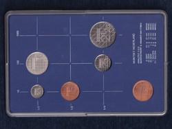Hollandia 1983 forgalmi sor szett (id40844)