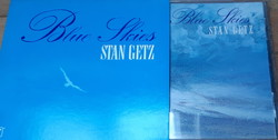 STAN GETZ  : BLUE SKIES -  JAZZ CD
