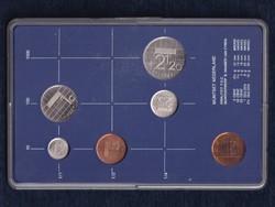 Hollandia 1982 forgalmi sor szett (id40845)