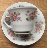 Kínai porcelán kávéskészlet, új