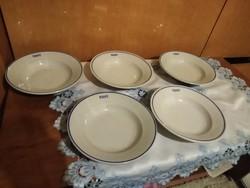 Zsolnay SZOT tányérok