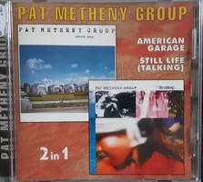 PAT METHENY  -  JAZZ CD