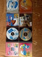 Hupikék törpikék,Crazy Frog műsoros cd