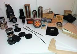 Fényképészek,Filmesek Gyűjtők Figyelem Antik Carl Zeiss