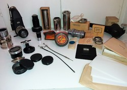 Photographers, filmmakers collectors attention antique Carl Zeiss