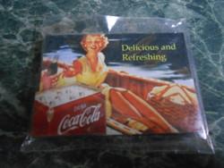 Hűtőmágnes Coca-Cola 3 dimenziós új!