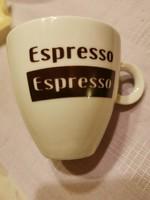 Retró Zsolnay espresso kávés csésze