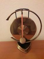 Réz asztali gong