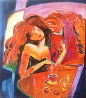 Hepp Natália: Egy csésze finóm  kávé mellett