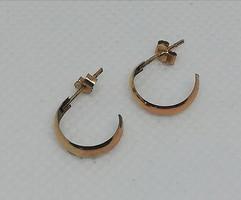 Arany fülbevaló 375 (9K) 0,40 gramm