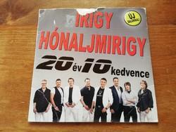 Irigy Hónaljmirigy - 20 év 10 kedvence