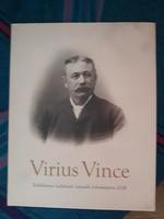 Virius Vince emlékkönyv