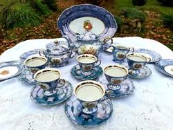 Walbrzych teás süteményes készlet