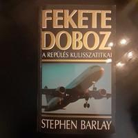 Stephen  Barlay Fekete doboz 1996 kiadás