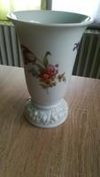 Virágos porcelán Rosenthal váza