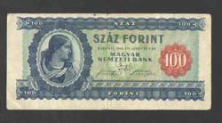 100 forint 1946!!  F!  RITKA!!