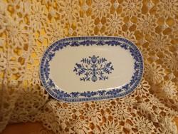 Kahla tál tányér pecsenyés sültes hagyma mintás