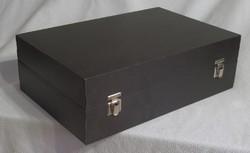 Csukható fa doboz