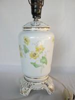 Drasche porcelán lámpa