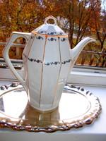 Kiöntő jugend stíl német  porcelán kancsó WEIMAR