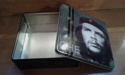Che Guevara fémdoboz