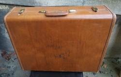 Samsonite antik  bőrönd