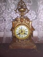 Ad Mougin francia kandalló óra, sorszámozott