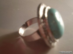 AKCIÓ!!  TÜRKENIT  állithatós gyűrű