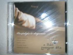 A BÁRZONGORISTA 3. - NOSZTALGIA ÉS ELEGANCIA 2CD BONTATLAN