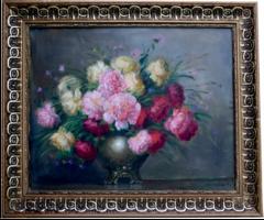 Szignózott, de ismeretlen festő Csendélete eladó
