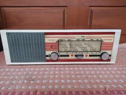 Videoton Szatmár RA2103 rádió