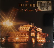 JEAN - LUC PONTY :  LIVE AT SEMPER OPERA   -   JAZZ CD !