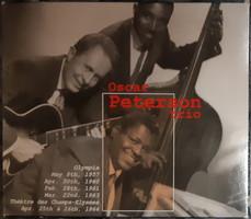 OSCAR PETERSON TRIO  -  DUPLA  JAZZ CD