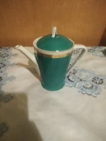 Art-deco Hollóházi kávé kiöntő