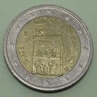 2 Euro San Marino 2011 - Forgalmi érem