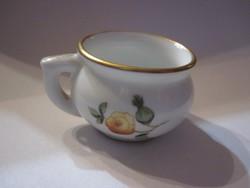 Mini kézzel festett Herendi porcelán