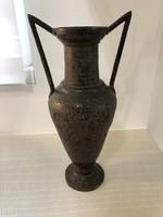 Antik bronz váza