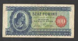100 forint 1946!!  F+!  RITKA!!