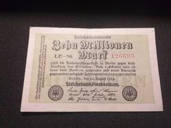 10 Millió Márka 1923