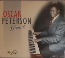 OSCAR PETERSON : GENESIS  -  DUPLA  JAZZ CD