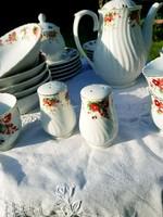 Waterside Angol finom porcelan teàs kèszlet