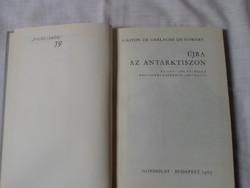 Gaston de Gerlache: Újra az Antarktiszon (Világjárók 59.; Antarktisz, sarkvidék, sarkkutatás)