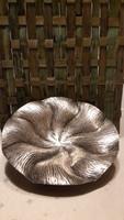 Antik ezüst szecessziós kínáló