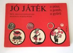 JÓ JÁTÉK a kártya,a gomb,a gyűrű - Hegyi - Füstös István 1982