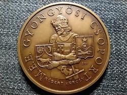 Magyar Éremgyűjtők Egyesülete Gyöngyösi Csoport 650 éves Gyöngyös 1984 (id41124)