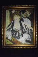 Renoir : A páholy. ( másolat )